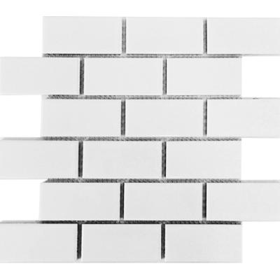 alameda 2×4 Satin Porcelain Mosaics