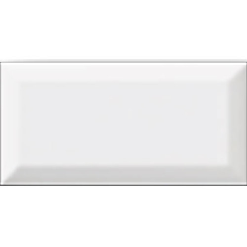 CC Biscuit Beveled 3×6 gloss