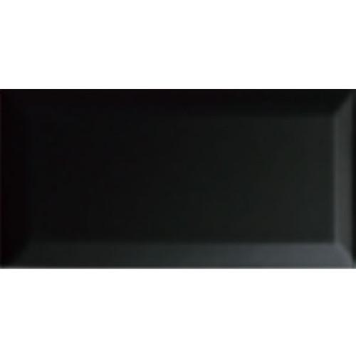 CC Black Gloss Beveled 3×6