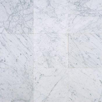 Carrara Marble POLISHED 12×12