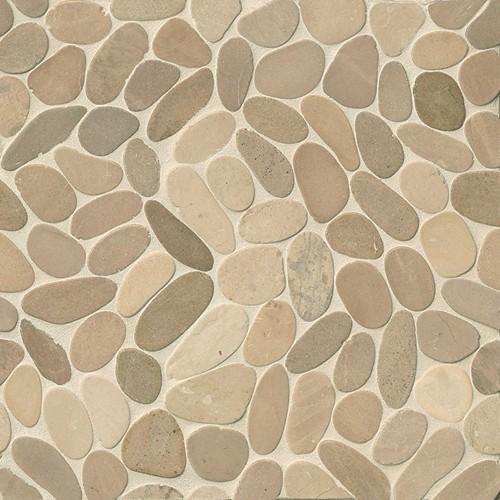 Creekside Antigua Sliced and Glazed Pebbles DECHEMGSP-AN_1000